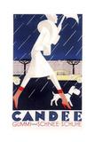 Art Deco Giclee Print