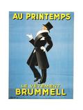 Brummel Giclee Print