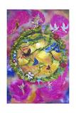 Dream Visions Giclee Print by Sue Clyne