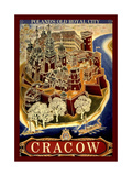 Cracow Giclee Print