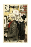 Artgallery Exposition Giclee Print