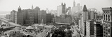 City Hall Panorama, New York Photographic Print