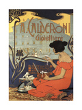 Calderoni Giclee Print