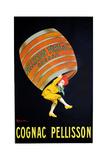 Cognac Pellisson Giclee Print