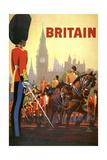 Britain Bighat Giclee Print