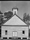 Church, Southeastern U.S. Photographic Print