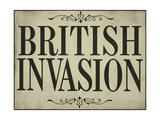 British Invasion Giclee Print