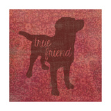 Dog Giclee Print by Erin Clark