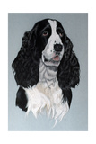 Dog Three Giclee Print by Rusty Frentner
