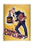 Cherry Maurice Chevalier Giclee Print