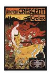 Ciclos crecientes Lámina giclée