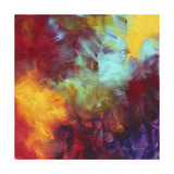 Colors of Glory II Giclee Print by Megan Aroon Duncanson
