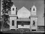 Church, Southeastern U.S., 2 Photographic Print