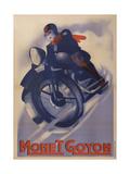 Goyon Giclee Print