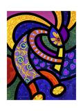 Coco Koko Pelli Giclee Print by Steven Scott