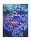 Dragon 2 Giclee Print by Martin Nasim