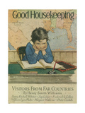 Good Housekeeping Magazine Reproduction procédé giclée