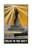 For Liberty's Sake Giclee Print