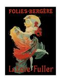 Folies-Bergere - Giclee Baskı