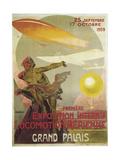 Grand Palais Giclee Print