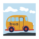 Bus Baba Giclee Print