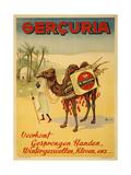 Gercuria Creams Giclee Print