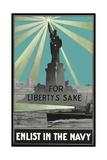 For Libertys Sake Giclee Print