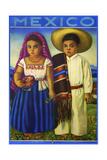 Botero Mexico Stampa giclée
