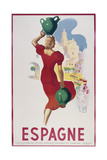 Espagne Giclee Print
