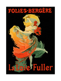 Folies Bergère Giclée-Druck