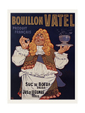 Bouillon Vatel Giclee Print