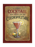 Cosmopolitan Giclee Print by Lisa Audit