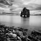 Iceland Dinosaur Fotodruck von Nina Papiorek
