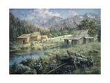Country Giclee Print by Nicky Boehme