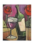 Du vin et des roses Impression giclée par Tim Nyberg