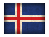 Iceland Giclee Print by David Bowman