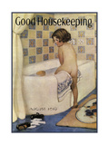 Good Housekeeping I Reproduction procédé giclée