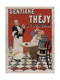 Gentiane Thjy Quinquina Giclee Print