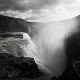 Iceland Gullfoss Fotodruck von Nina Papiorek