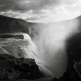 Iceland Gullfoss Photographic Print by Nina Papiorek