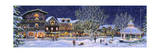 Hometown Holiday Giclee Print by Jeff Tift