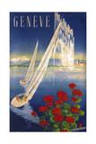 Genève Impression giclée