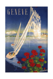 Geneve Giclee-vedos