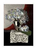 Classical Hydrangea Giclee Print by Sandra Willard