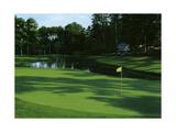 Golf Course 3 Giclée-tryk af William Vanderdasson