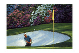 Golf Course 6 Giclee Print by William Vanderdasson