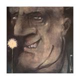 Frankenstein Giclee Print by Tim Nyberg