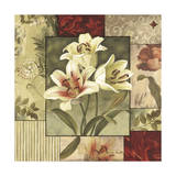 Classic Impressions 1 Giclee Print by Lisa Audit