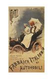 Fiat 1899 Giclee Print