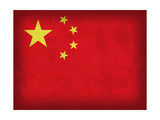 China Giclee Print by David Bowman